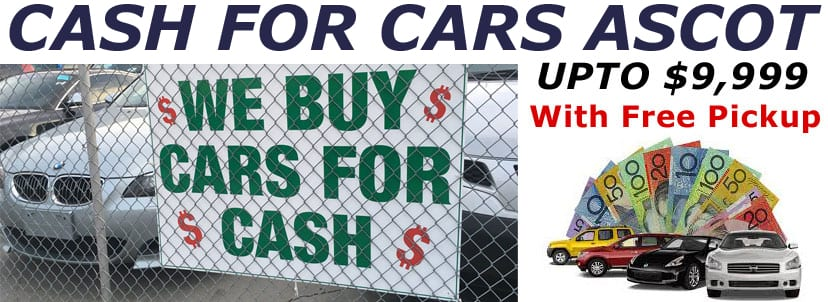 Cash For Cars Ascot