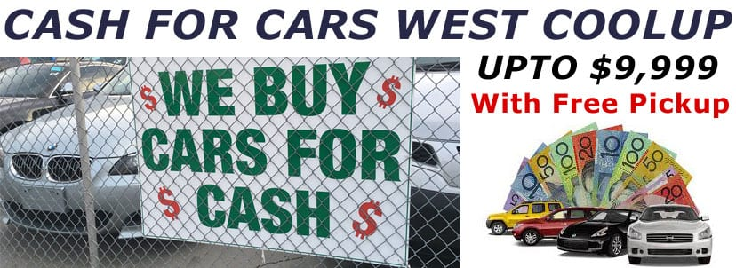Cash for Cars West Coolup