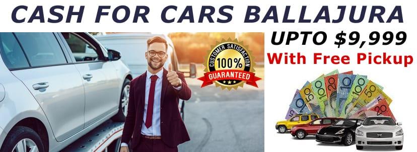 Cash for cars Ballajura