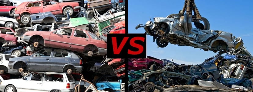 Car Disposals in Landfill Vs Green Car Recycling
