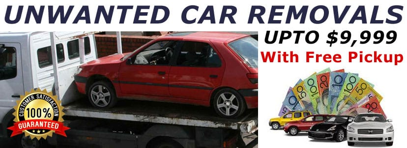 Unwanted Car Removals